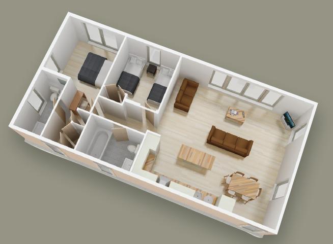 Sandford Floor Plan