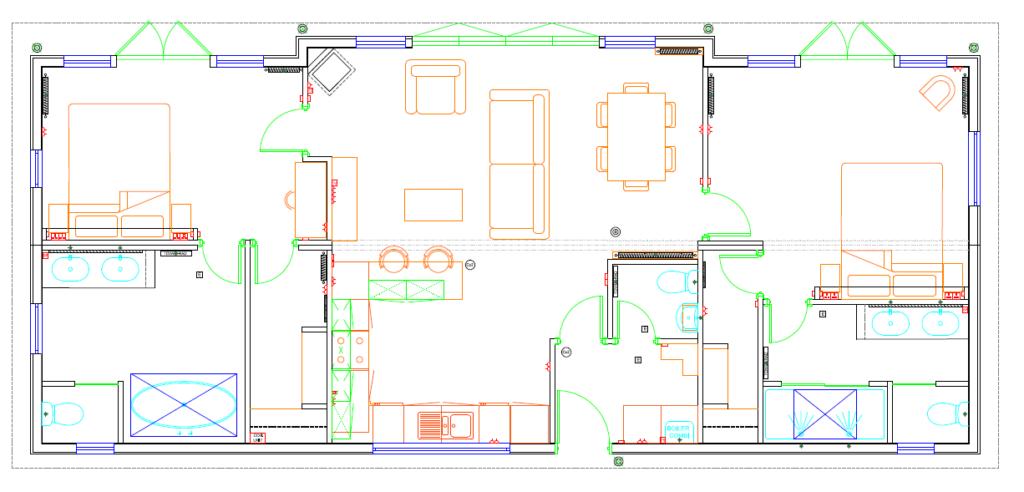 Pathfinder Homes Hawthorne Floor Plan