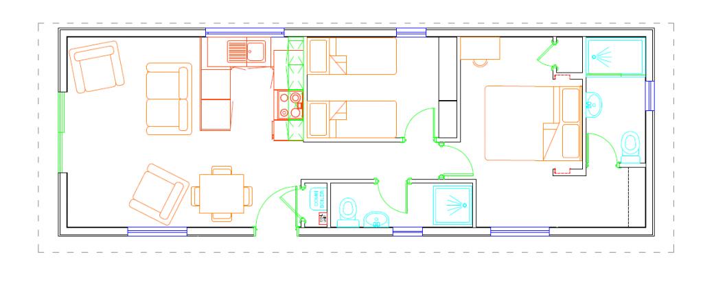 Single Tor Floor Plan