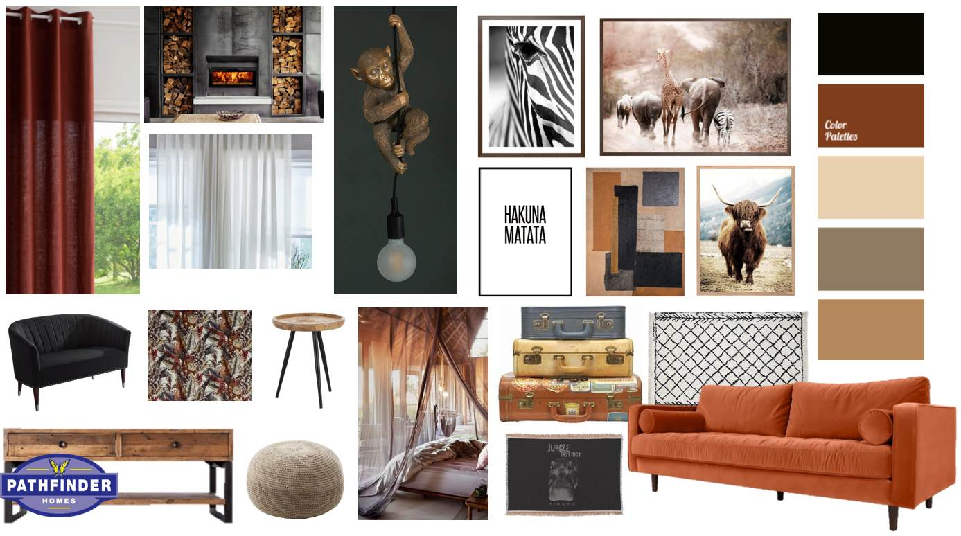 Interior Design Blog 3 Safari