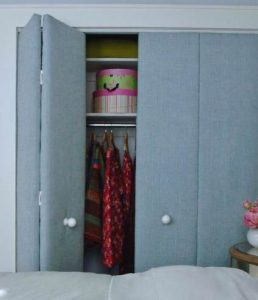 Keita Turner Fabric Doors