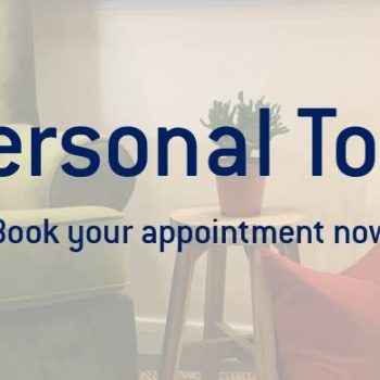 A personal tour, viewings available