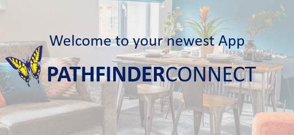 Pathfinder Connect header